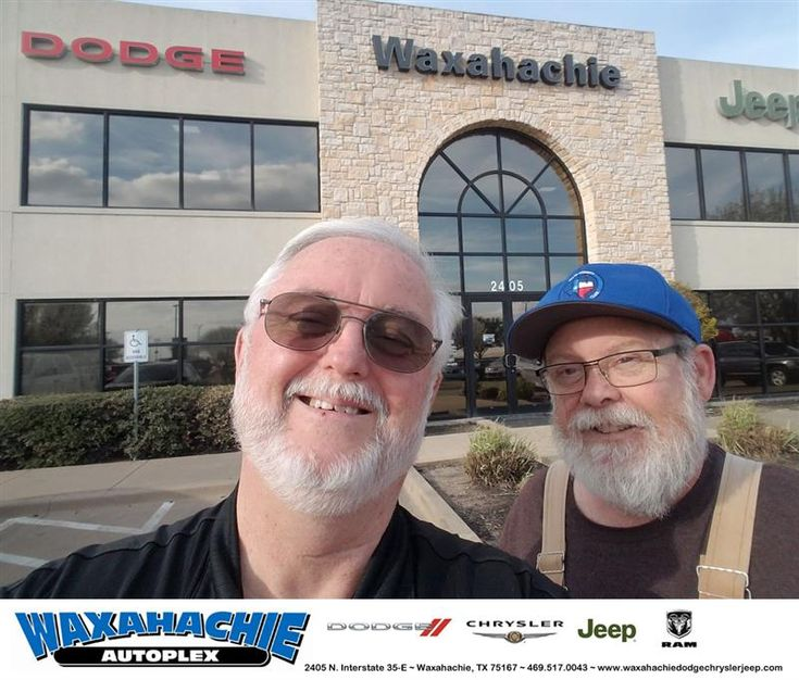 Waxahachie Dodge Chrysler Jeep Customer Review  This makes my 4th vehicle to buy from Mike White at Waxahachie Dodge.  It was as easy as always.  I was able to get the truck I wanted within the budget I needed.  Thank you Mike and Joey.  Robert, https://deliverymaxx.com/DealerReviews.aspx?DealerCode=F068&ReviewId=69287  #Review #DeliveryMAXX #WaxahachieDodgeChryslerJeep