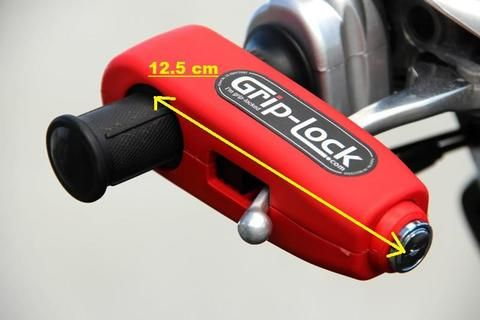 Moto GRIP LOCK – Motocross Qc