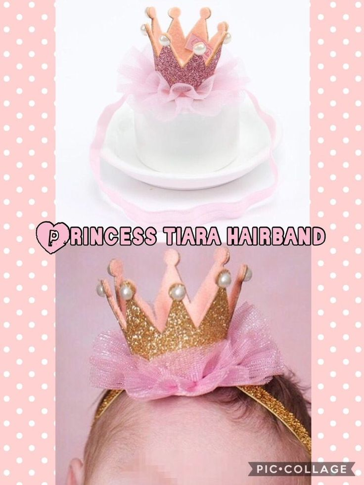 Tiara Crown Christmas photo props cake smash 1st Birthday Princess head/hairban  | eBay