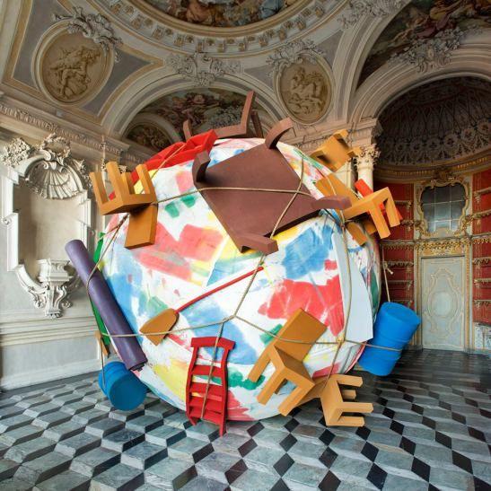 Castello di Rivoli - Arte Contemporaneo en Turin