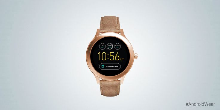 "Android Wear: 20+ watches for fall   Android Wear was created to take smartwatches beyond ""one size fits all."" That's why we're thrilled there are even more ways to express your style this fall—all while keeping you informed with messages at a glance, activity tracking, and help from your Google Assistant.            ... https://unlock.zone/android-wear-20-watches-for-fall-2/"