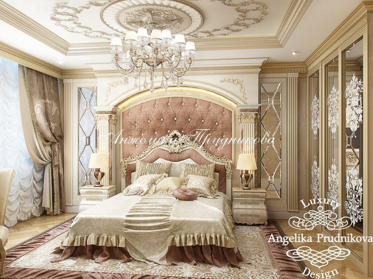 Спальня. Фото 2016 - Дизайн дома