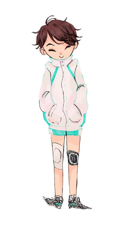 This idiot... | Haikyuu!! | Anime