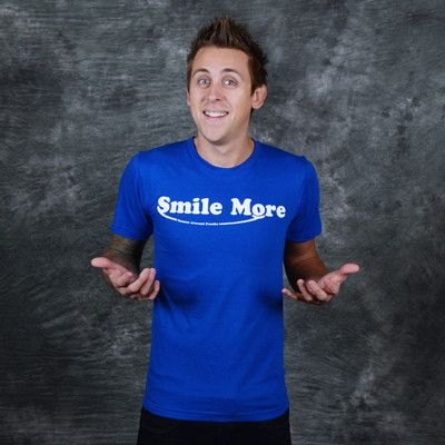 Smile More T-Shirts (Men's) – The Smile More Store
