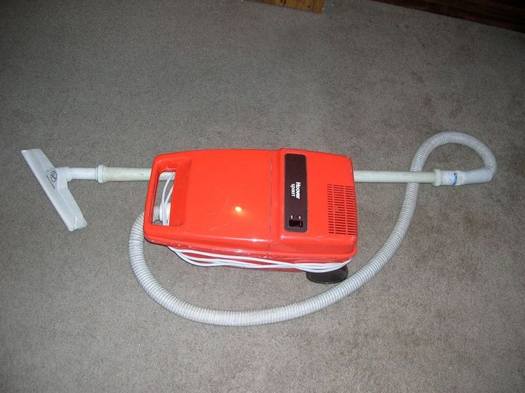 Hoover Spirit hard floor Canister Vacuum S3203 Local Pickup Only, No Shipping #Hoover