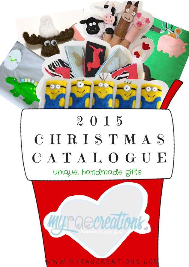 Christmas is Coming…Check Out myraecreations' Christmas Catalogue! |