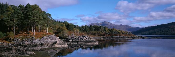 Ben Resipole.... Loch Sunart     Wild Land | Portfolio | Colin Prior