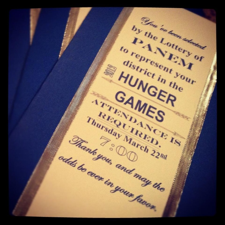 Hunger Games inspired invites, made for my younger sister's birthday party.: Sister Birthday, Birthday Parties, Sisters Birthday, My Sister