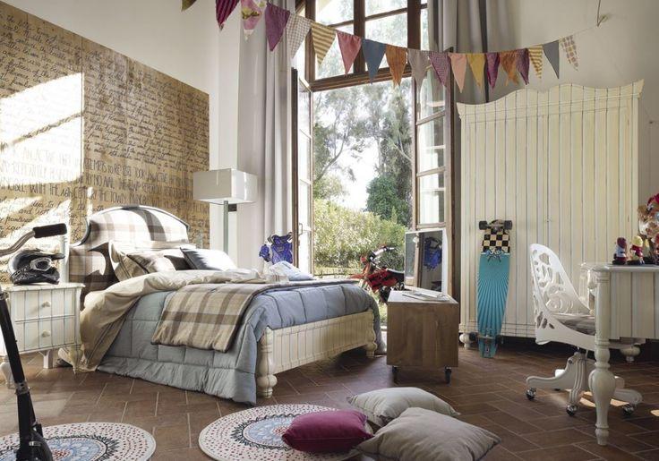 Volpi - итальянская мебель для детских комнат #children_room