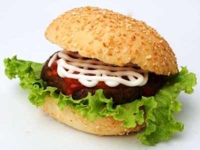 Burger Tempe - Rahasia cara membuat aneka video resep burger tempe vegetarian mini tanpa daging ayam atau sapi keju ncc ala masterchef dapur umami paling enak ada disini.