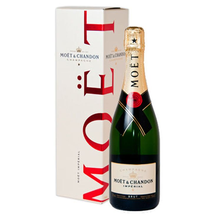 Add a Bottle of Moet to any of our men's hampers.