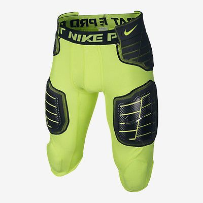 Nike Pro Combat Hyperstrong Compress Hard Plate 3/4 Girdle ...
