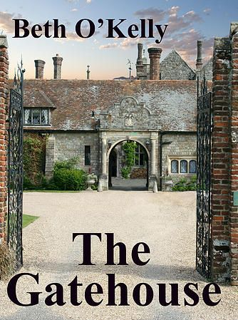 Eastwell Manor was chosen for the front cover of The Gatehouse by Beth O'Kelly