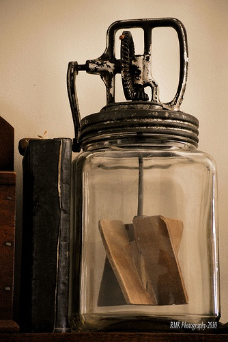 174 Best Antique Butter Churns Images On Pinterest