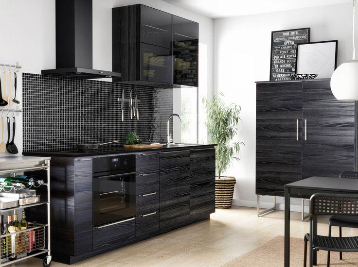 87 best IKEA KITCHENS images on Pinterest   Kitchen ideas ...