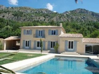 villa with pool and jacuzzi   Holiday Rental in Buis les Baronnies from @HomeAwayUK #holiday #rental #travel #homeaway