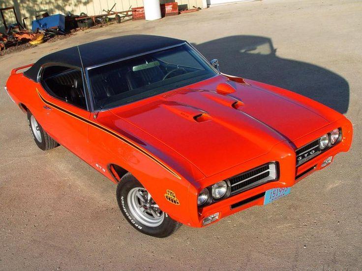 1969 Pontiac GTO Judge                                                                                                                                                                                 More