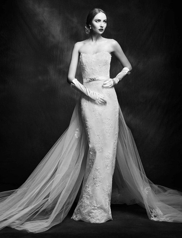 Lusan Mandongus Wedding Dresses 2015   Bridal Collection.   http://www.itakeyou.co.uk/wedding/lusan-mandongus-wedding-dresses-2015 #weddingdresses #weddinggown