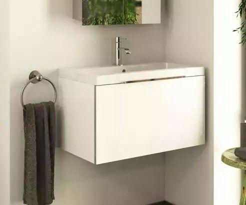 v&b badezimmermöbel – topby, Badezimmer