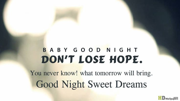 Goodnight Sweetheart Quotes. QuotesGram