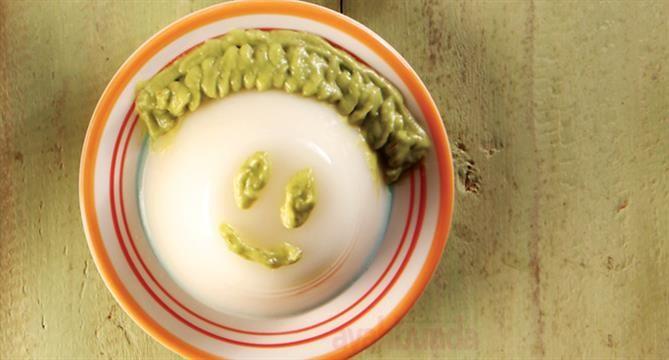 :: Puding Yoghurt Saus Avokad :: Resep Makanan Bayi :: Resep :: Ayahbunda ::