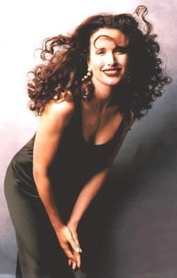 "Andie MacDowell:  ""The one rule I can break at my age is I think what I think, feel what I feel and if you don't agree that is fine with me. We are allowed to agree to disagree."""
