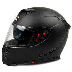 Mũ bảo hiểm fullface GXT 2016 đen nhám
