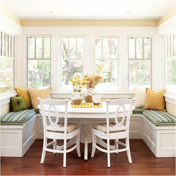 Providing the perfect place to eat a casual breakfast or just sit down and relax with a cup of tea and a magazine, breakfast nooks can be found in homes of all sizes and styles. If your kitchen and dining areas are cramped and tiny, a breakfast nook can be a clever space-saving device that adds both functionality and style. If your dining space is very vast and formal, a breakfast nook can bring a touch of coziness and a homey, personal atmosphere for more intimate or casual dining. Creating…