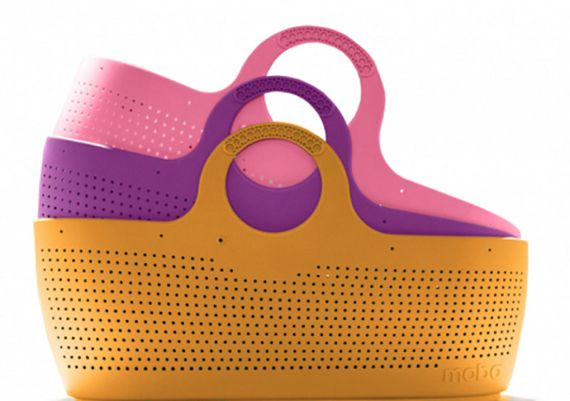 Moba Modern Moses Baskets: Design