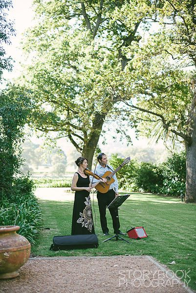 Ceremony and Reception Music: Take Two Duo