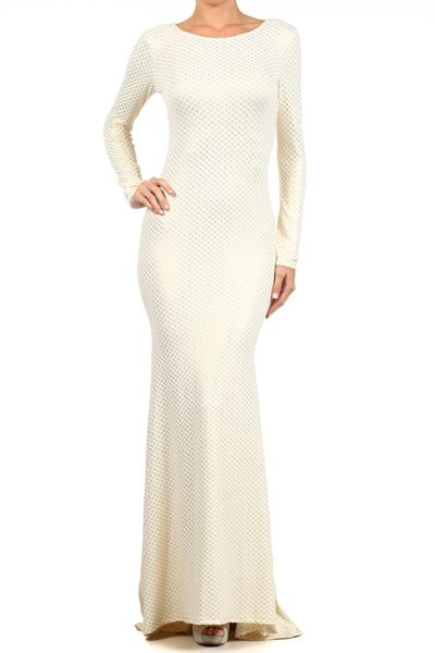 Sexy mermaid dress now available www.TrendyColly.ca
