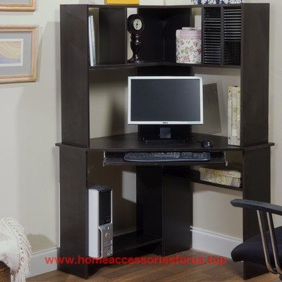 TMS Morgan Desk with Hutch  BUY NOW     $219.99    Maximize your home office space with the Morgan computer desk and hutch. Computer workstation provides ample shelving for sto ..  http://www.homeaccessoriesforus.top/2017/03/06/tms-morgan-desk-with-hutch/