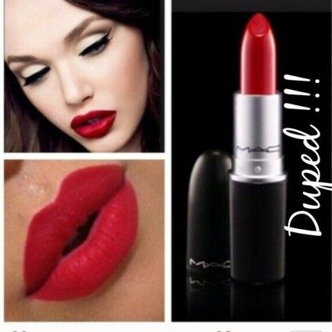 Queen of Reds : MAC Ruby Woo Dupes !! http://www.glossypolish.com/queen-of-reds-mac-ruby-woo-dupes/ MAC #RubyWoo #Dupes !! <3 #lipstick #love