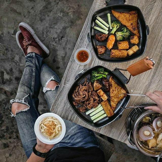 Grill and shabu2 in Jakarta at Fuzei Restaurant Find it @FLATLAY http://flat-lay.com/flatlay/5096