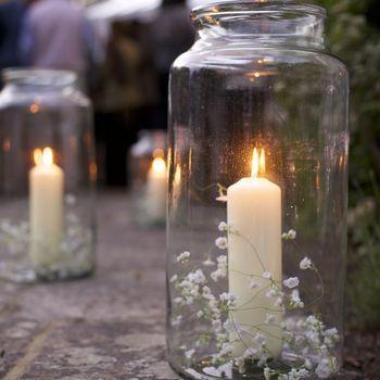 vintage pickling jar lantern by cooper rowe vintage living | notonthehighstreet.com, schön für die Gartendeko am Abend?
