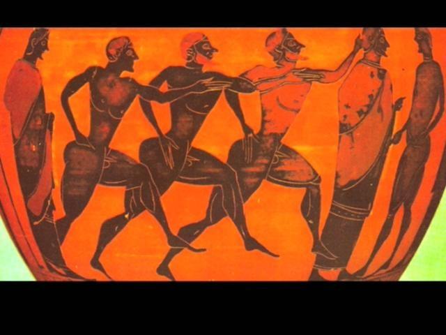 Olimpia y los Juegos Olimpicos by artecreha. Recorrido por las ruinas de la ciudad griega de Olimpia, su arquitectura y sus mitos, así como por los famosos juegos que dieron origen a las olimpiadas modernas.