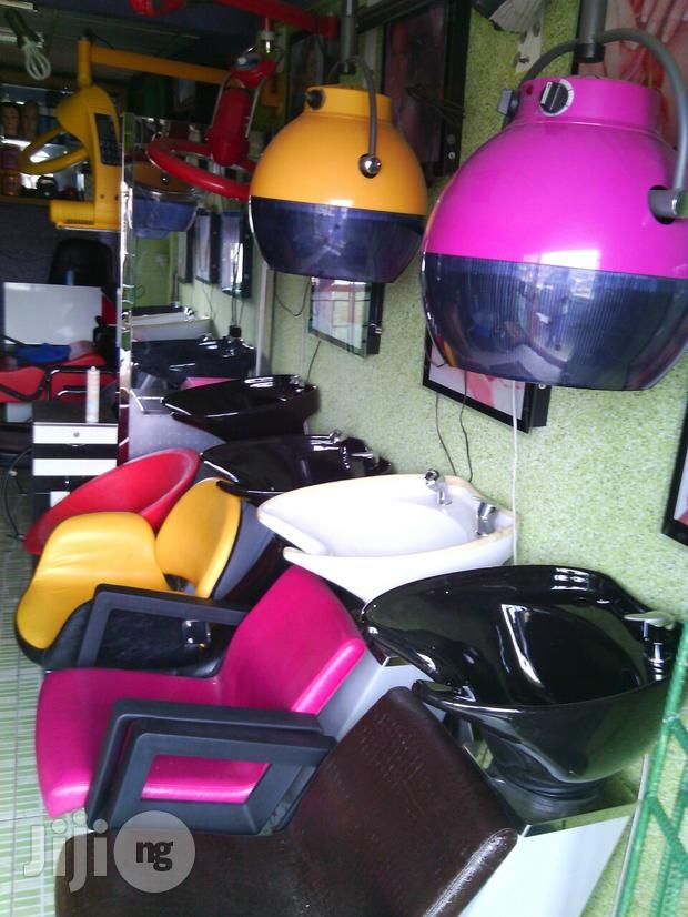 Salon Equipment for sale in Lagos Island West | Buy Commercial Equipment and Tools from Blessing Henry on Jiji.ng