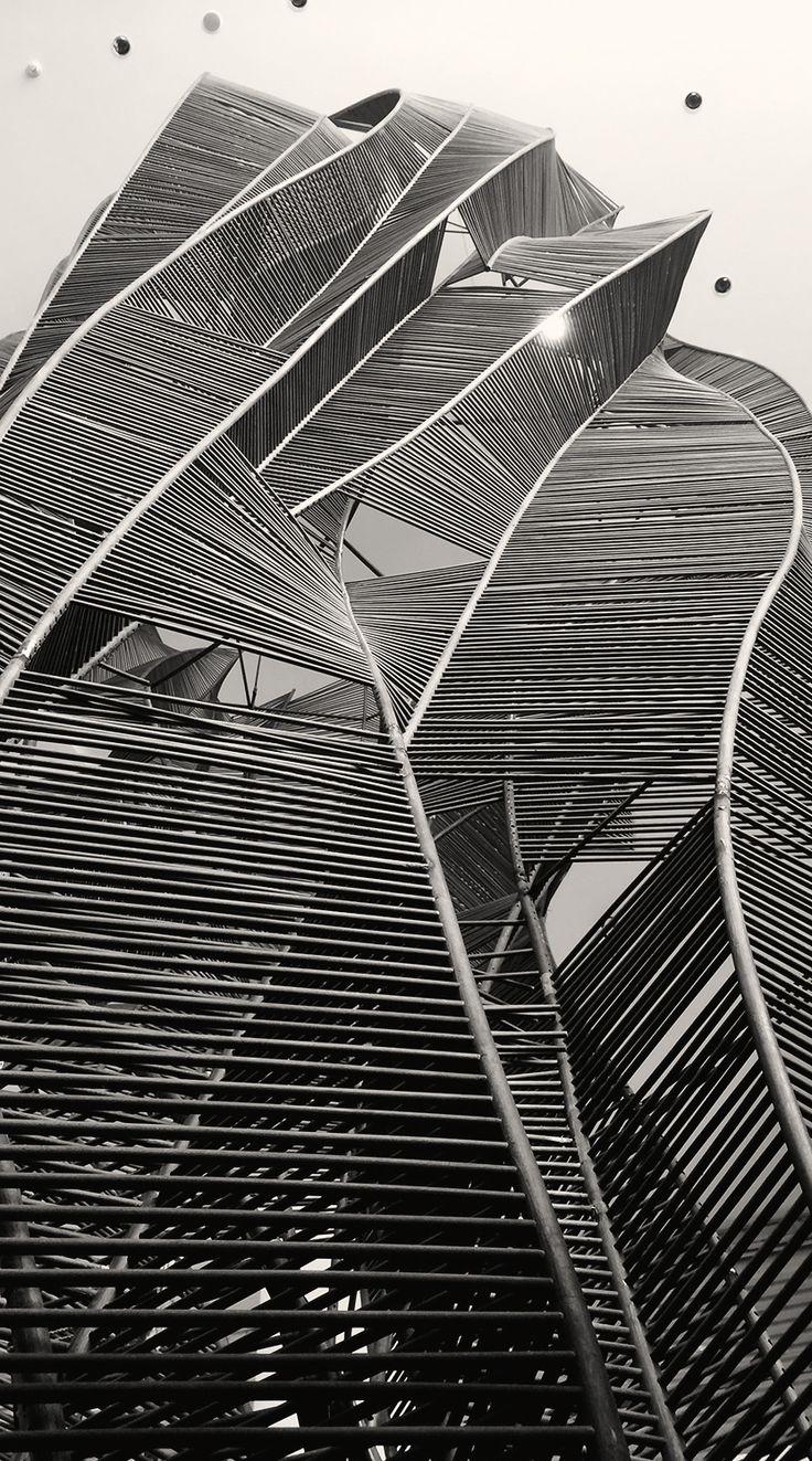 Spruce street beekman tower by frank gehry page 317 - Grand Hyatt Dalian Dragonpace Artworks