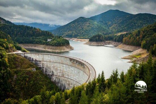 Barajul Floroiu Valea Draganului Romania