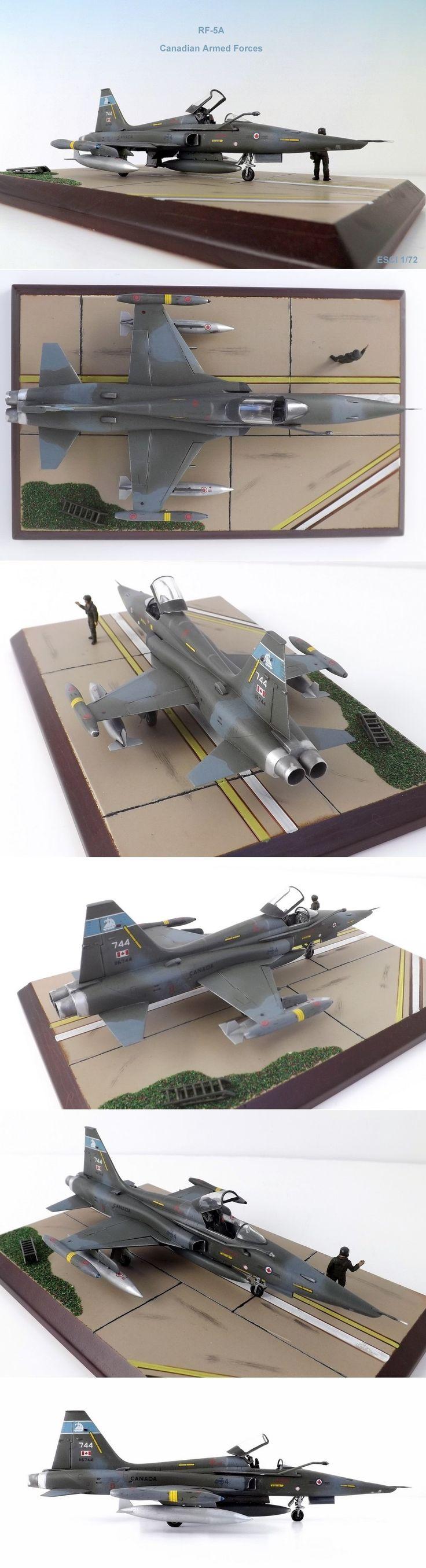 ESCI's little RF-5A in 1/72 scale. http://www.network54.com/Forum/47751/message/1418126890/ESCI+F-5+Freedom+Fighter