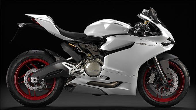 Ducati 899 Panigale - one of the SA Bike of The Year finalists.