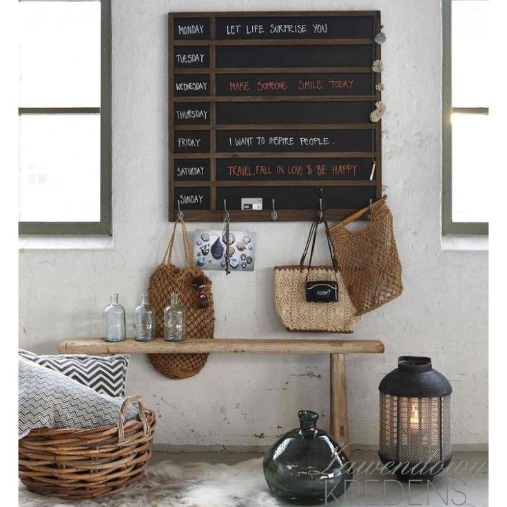 Meble i dodatki w stylu skandynawskiej duńskiej marki Hubsch dostępne na http://lawendowykredens.pl/pl/134-meble-hubsch
