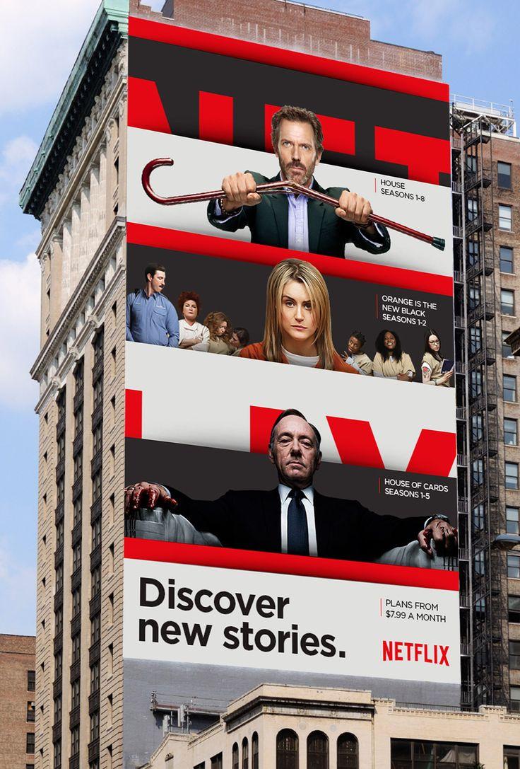 Netflix - Branding by Gretel