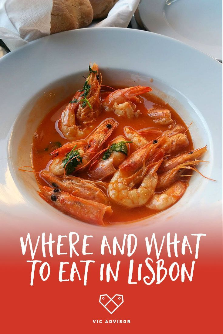 Eating out in Lisbon: 8 of the best restaurants and more #britairtrans