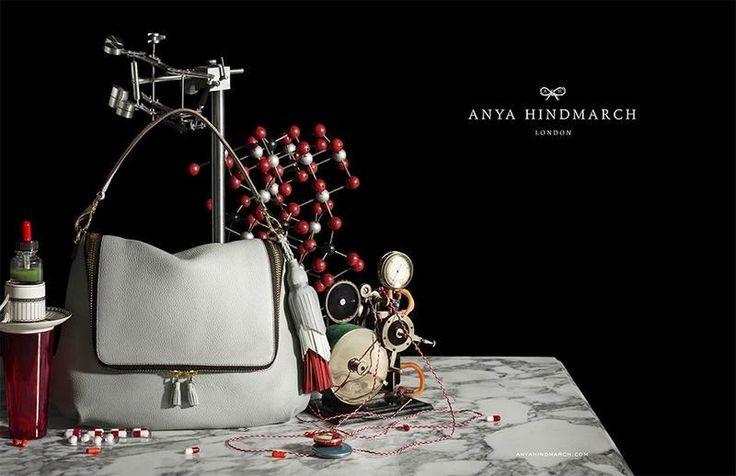Anya Hindmarch Handbags Collection S/S 2014