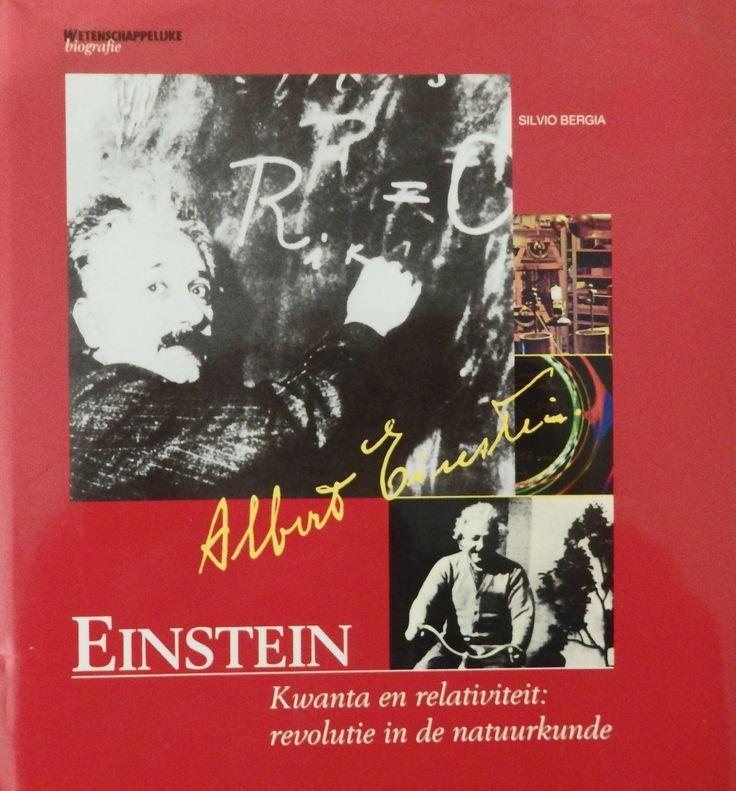 Silvio Bergia. Albert Einstein. Wetenschappelijke biografie