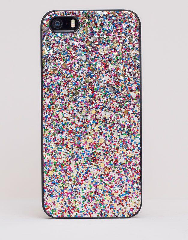 carcasa iphone se purpurina