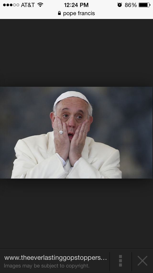 """Papa Francisco in """"Home Alone"""""""