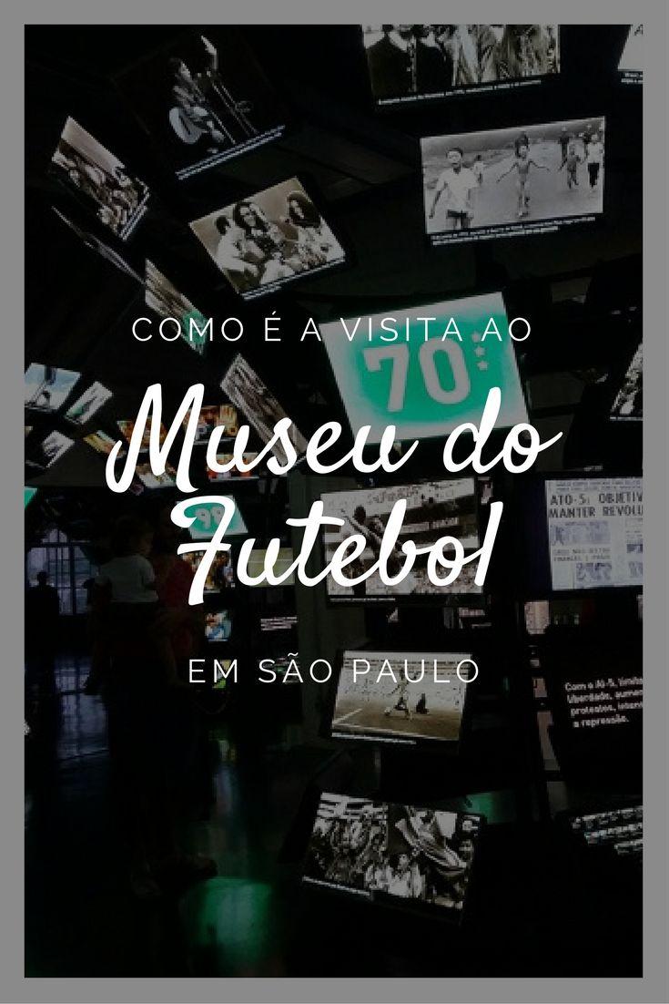 Saiba como é a visita ao Museu do Futebol, em São Paulo: valores, horários e dicas de como chegar lá.
