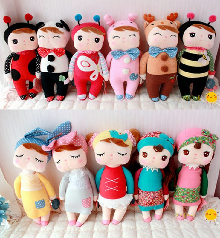 173 Best Dolls Images On Pinterest Fabric Dolls Doll Patterns And
